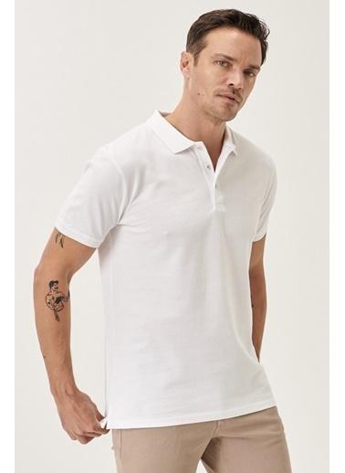 Beymen Business Beymen Business T-Shirt Beyaz